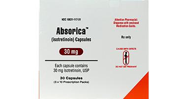 Absorica,Drug,Image