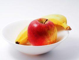 Bananas ,Apples , Live, Free Photo