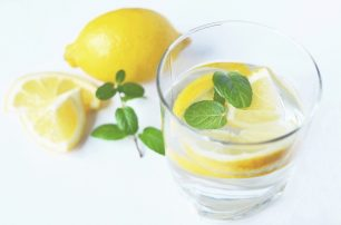 Fresh, Lemons ,Water, Free Photo