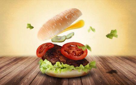 برجر , Fast Food,Burger