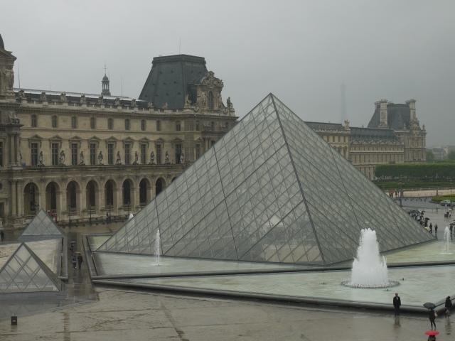 متحف اللوفر ، Louvre Museum , اليوم العالمي للمتاحف