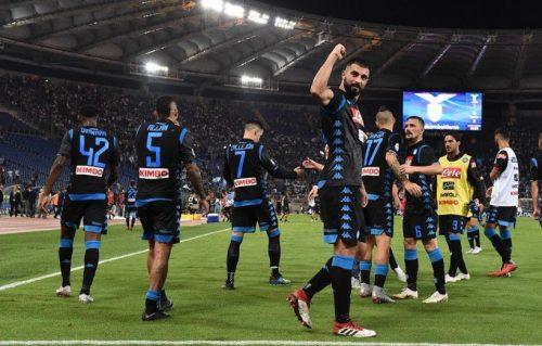 إيه سي ميلان ونابولي ، Napoli , AC Milan