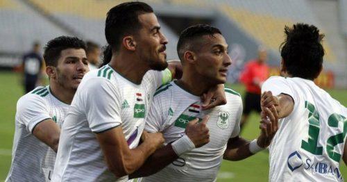 Al-Masry SC ، المصري ، صورة ، اتحاد العاصمة الجزائري