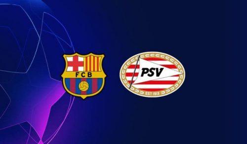 PSV Eindhoven , Barcelona , برشلونة , PSV آيندهوفن