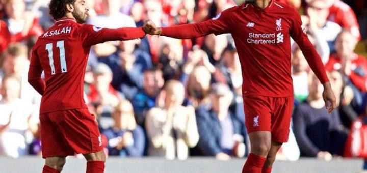 Premier League, Salah, محمد صلاح
