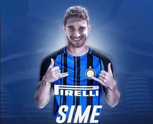 Sime Vrsaljko , Inter Milan , إنتر ميلان