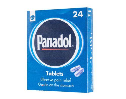بنادول الأزرق , Panadol , البرد , صورة