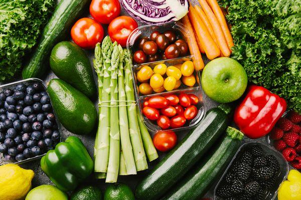 الخضار , الفواكه , vegetables , تغذية, مرضى السكري