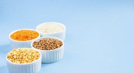 البقوليات ، بديل البروتين