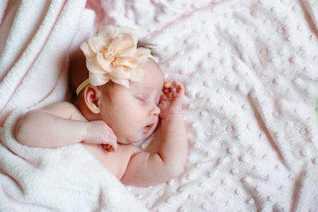 عدم انتظام نوم الطفل